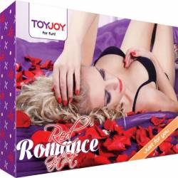 JUST FOR YOU RED ROMANCE GIFT SET