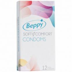 BEPPY SOFT AND COMFORT 12 PRESERVATIVOS